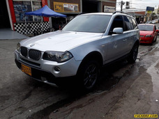 Bmw X3 Xdrive 25i At 2500cc Aa 4x4 Abs Ab