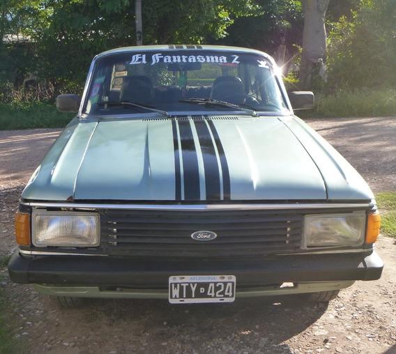 Ford Falcon De Lujo Versión 3.0 Acepto Permuta De Mi Interes