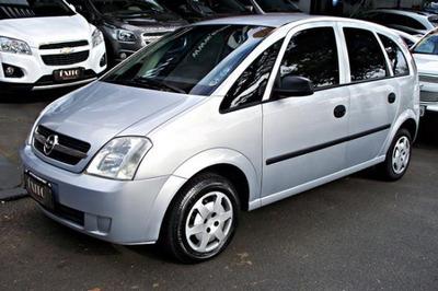 Chevrolet Meriva 1.8 8v Prata 2003