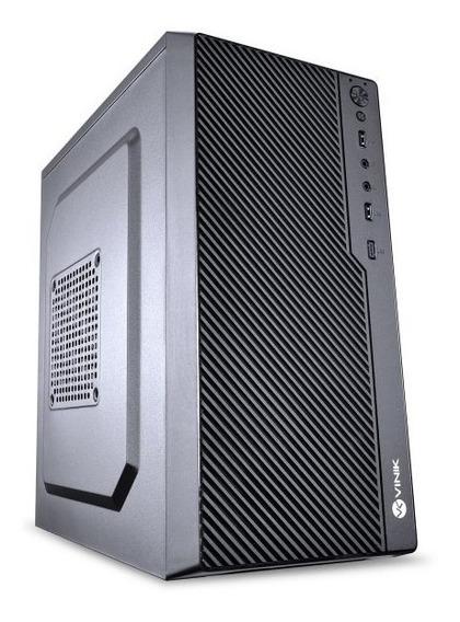 Gabinete Pc Vinik Micro Atx One M1 Preto S/fonte - Promoção