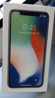 iPhone X 64 Gb Negro Libre