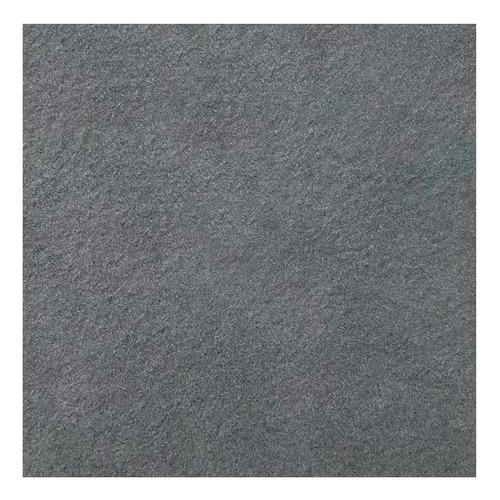 Imagen 1 de 6 de Porcellanato 1cal 59x59 Granito Black Out Anti Cerro Negro