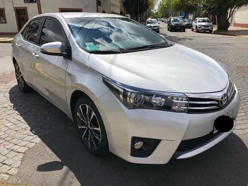 Toyota Corolla Xei Cvt Pack 2015 Unica Mano