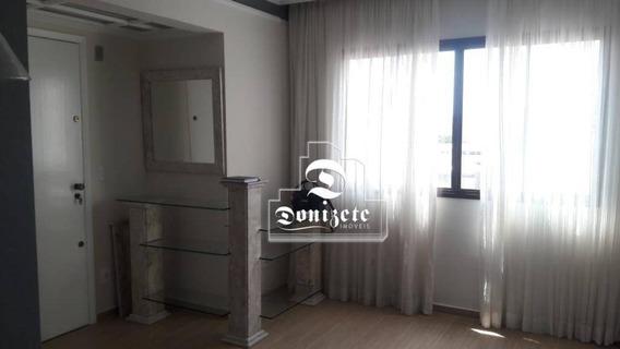 Apartamento Com 2 Dormitórios À Venda Ou Locação, 59 M² Na Vila Homero Thon - Santo André/sp - Ap13730
