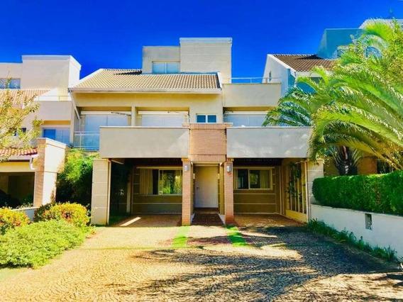 Casa Em Parque Taquaral, Campinas/sp De 380m² 3 Quartos Para Locação R$ 7.500,00/mes - Ca550534