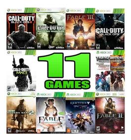 Pacote De Jogos Xbox 360 Midia Digital ( Leia A Descrição)
