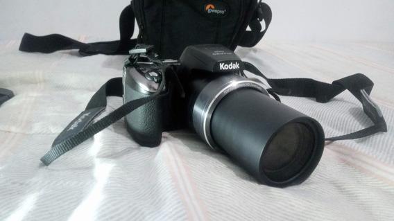 Câmera Kodak Az501 Com Bolsa E Acessórios