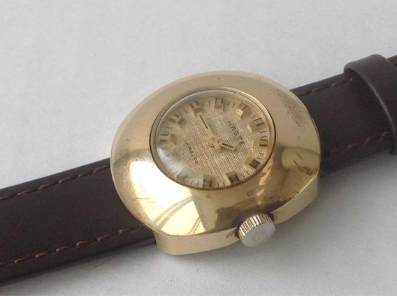 Reloj Haste Dama Cuerda Años 70