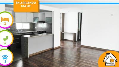 Apartamento En Arriendo Huertas Cajicá Reservado I