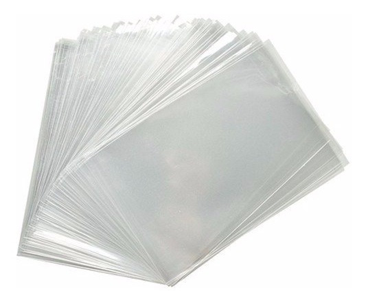 Bolsa Polietileno Cristal 6x10cm X 200 Unidades