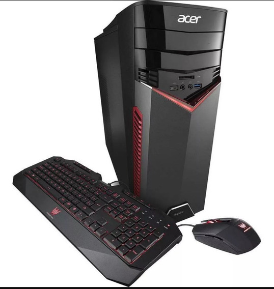 Pc Gamer Aoc Gx-br13 Gtx 1060 I7 7700 16gb 1tb