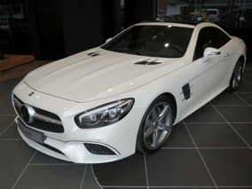 Mercedes Benz Sl400 2017