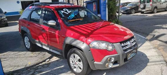 Fiat Palio Adventure 2012 1.8 16v Flex Dualogic 5p