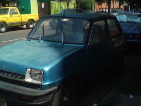 Renault Tx 1984 Antiguo Clásico
