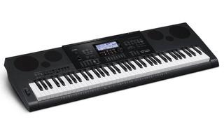 Casio Wk7600 Teclado 76 Teclas 64 Pol 820 Sonidos 260 Ritmos