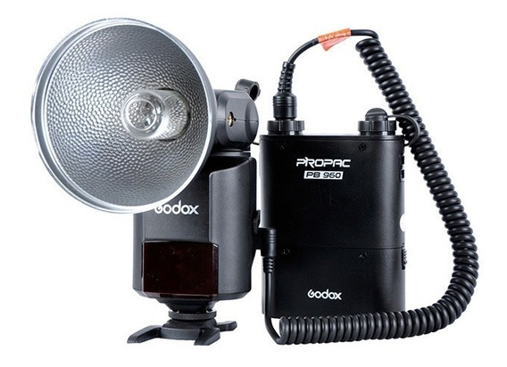 Flash Godox Witstro Ad360 + Flashpoint Batery Pack