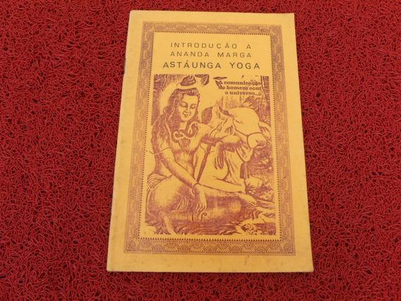Livro Usado Introducao A Ananda Marga