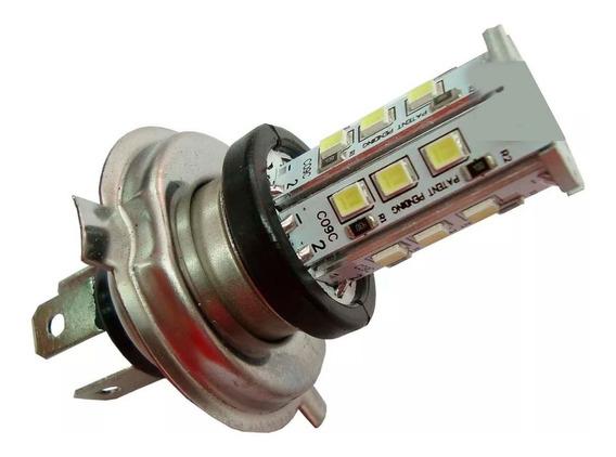 Lâmpada Farol H4 Led 35x35w Fazer250 Twister250 Cb300 Cbx200