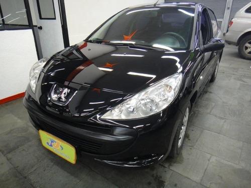 Peugeot 207 Xr1.4 8v Flex 5p Completo 2012 Preto