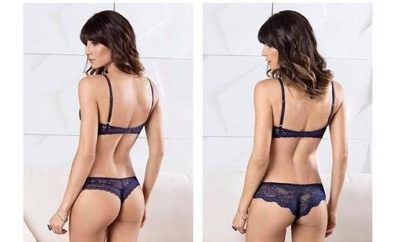 Conjunto Lingerie Duzani Sexy, Confortável, Alta Qualidade