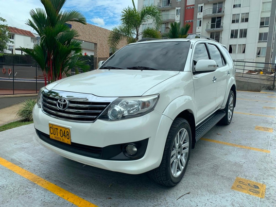 Toyota Fortuner 2012 Automatica Impecable