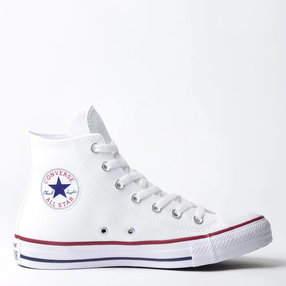 Tênis Converse Chuck Taylor All Star New Malden Hi Bco/vrm