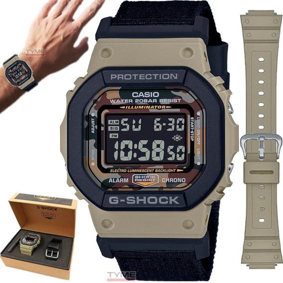 Relógio Casio G-shock Masculino Dw-5610sus-5dr - Nota Fiscal