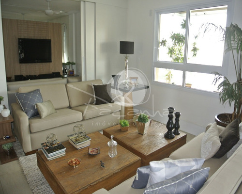 Imagem 1 de 30 de Apartamento Para Venda No Cambuí  -  Imobiliária Em Campinas. - Ap03226 - 34620535