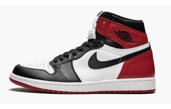 Zapatillas Nike Jordan 1 Retro High Og black Toe