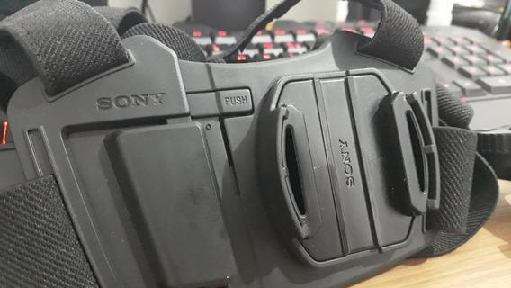 Suporte Para Peito, Sony Action Cam Aka-cmh1, Original.