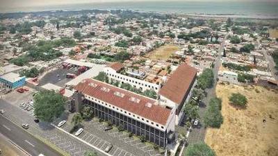 Desarrollo Entorno Laguna Preventa Deptos.- Modelo La Isla B.