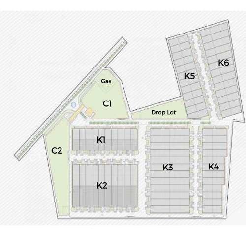 Aeropuerto Qro Nave Nueva 2,760 M2 Y Múltiplos Kvas Disponib