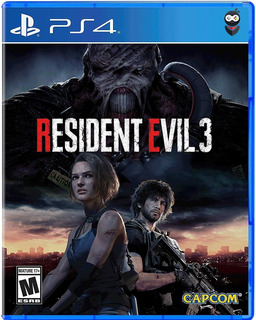 Resident Evil 3 Remake Digital Secundario Ps4