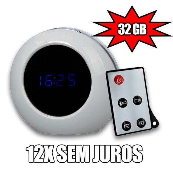 Melhor Camera Seguranca Residencial Gravador Gravadores 32gb