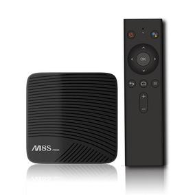 Mecool M8s At Atv ??inteligente Android Tv 7.1 Caixa De Tv W