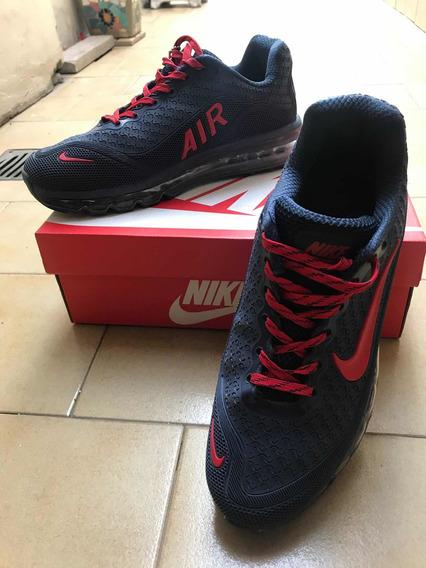 Zaptillas Nike Air Max Importadas Unicas!