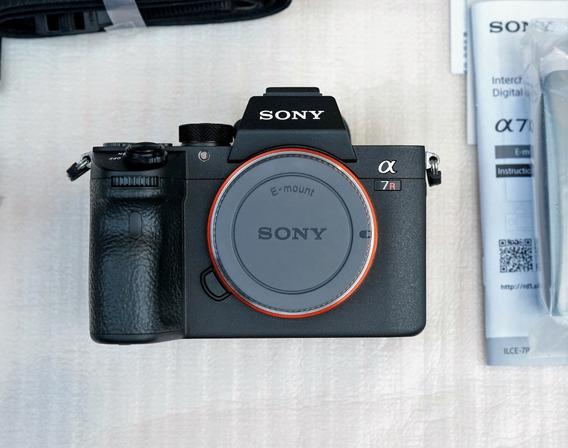 Câmera Sony A7 Iii - A7 3 Não É (a7r Nem A7s)