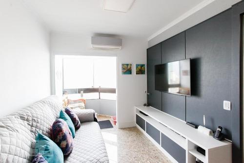 Apartamento À Venda - Saúde, 3 Quartos,  75 - S893007448