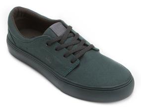 Tenis Dc Shoes Trase Tx I Verde - Tamanho 39