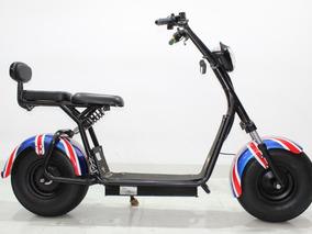 Moto Elétrica Scooter Muuv - Beach 4 - 2019 Azul
