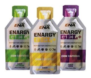 Enargy Gel+ 12 U. Repositor Energetico Con Cafeina Olivos