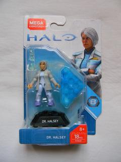 Halo Dr. Halsey Mega Construx Serie 8