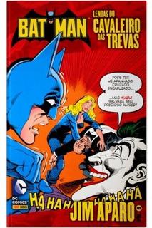 Hq - Batman - Lenda Cavaleiro Das Trevas Jim Apar