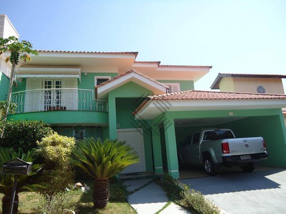Sobrado Excelente Acabamento E Localização Com 3 Suítes, À Venda, 320 M² - Jardim Residencial Tivoli Park - Sorocaba/sp - So4141