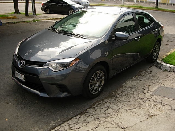 Toyota Corolla 2016 Base Automatico, Elect., Iva Desglosado