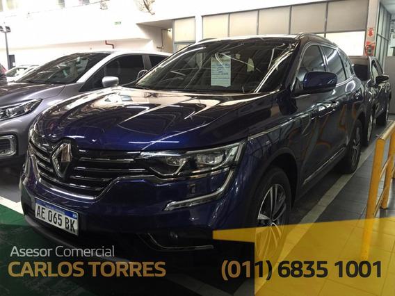 Renault Koleos 2.5 4wd Cvt Ae065bk Asesor Carlos Torres