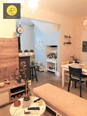 Sobrado Com 3 Dormitórios À Venda, 89 M² Por R$ 450.000 - Cézar De Souza - Mogi Das Cruzes/sp - So0108