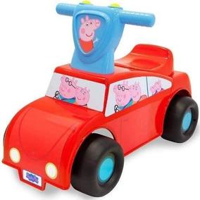 Peppa Push N Scoot Quadriciclo Dtc 4862