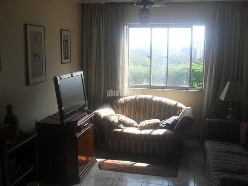 Apartamento Na Região Do Alto Da Boa Vista-prox.ao Metrô - Ab131774