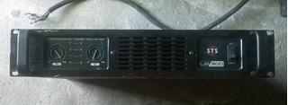 Potencia Sts Lp 300 , Power , Amplificador Casi Nueva !!!